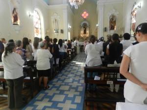 Missa - Semana da Enfermagem