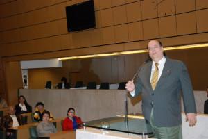 Diretor Técnico da Beneficência Portuguesa participa do 12º Congresso Brasileiro de Clínica Médica