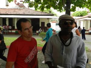 Milton Sintoni e Carlinhos Costa