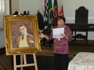 Poetisa Dalva de Araújo