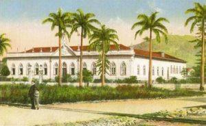 1º Hospital da Sociedade Portuguesa de Beneficência (Bairro Paquetá)